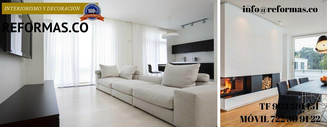 Salones minimalistas de diseño