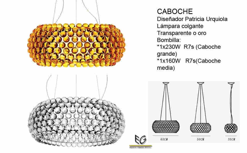 Lámpara Caboche Foscarini