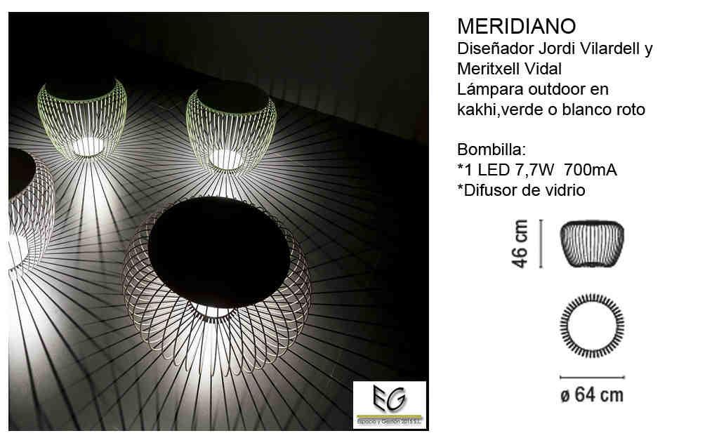 Lámpara Meridiano Vibia