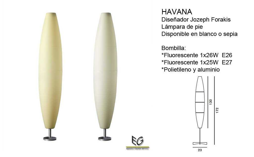 Lámpara Havana Foscarini