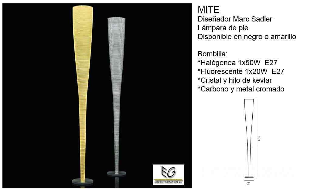 Lámpara Mite Foscarini