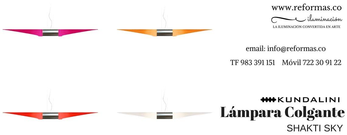 Lámparas de suspensión Kundalini