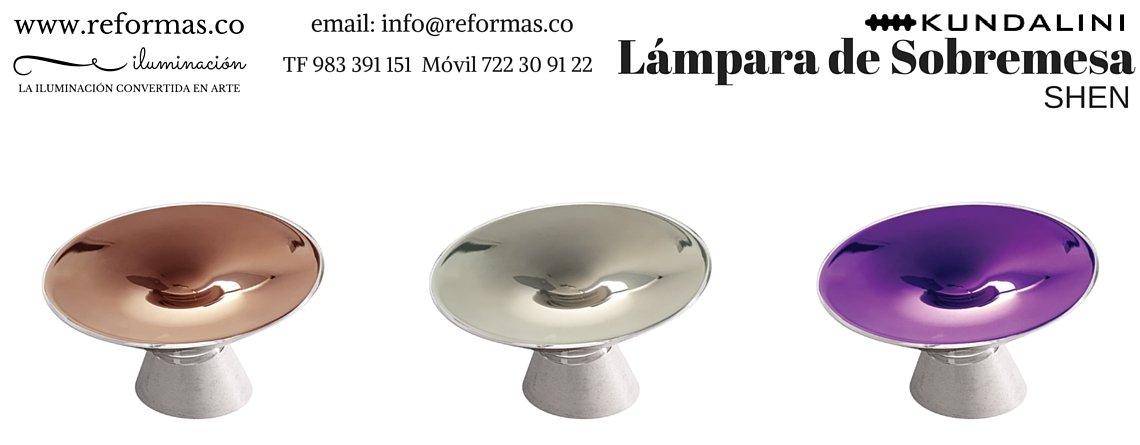 Lámparas de sobremesa Kundalini II