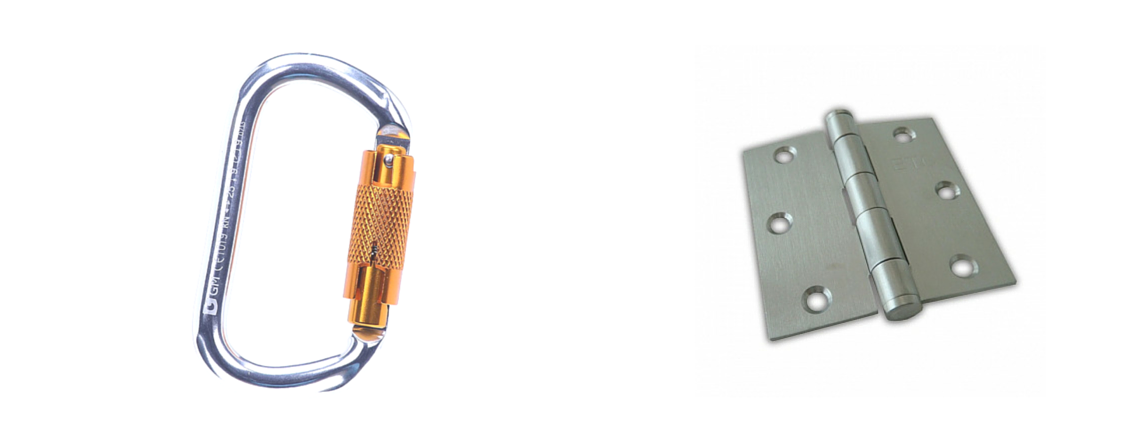Accesorios aluminio anodizado