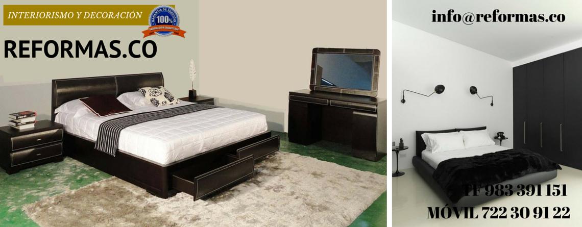 cuero en dormitorios minimalistas