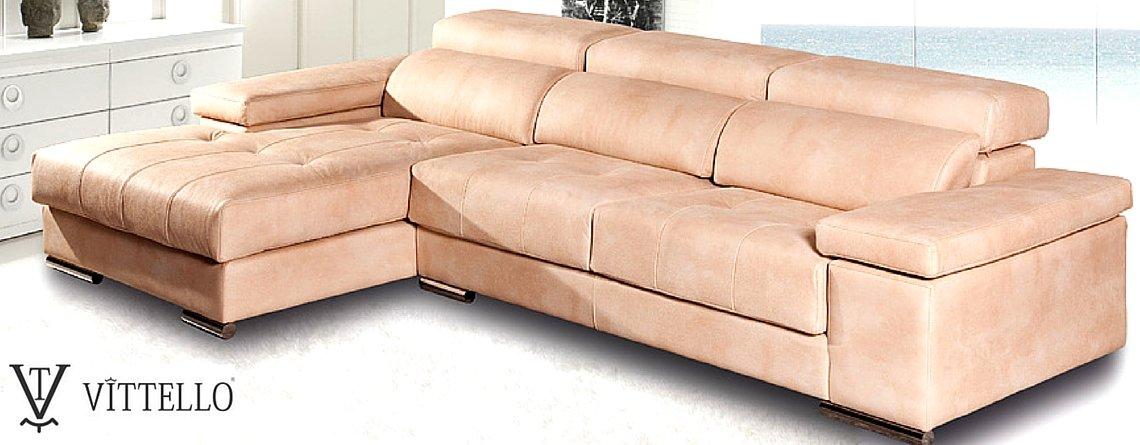 Vitello sofás online