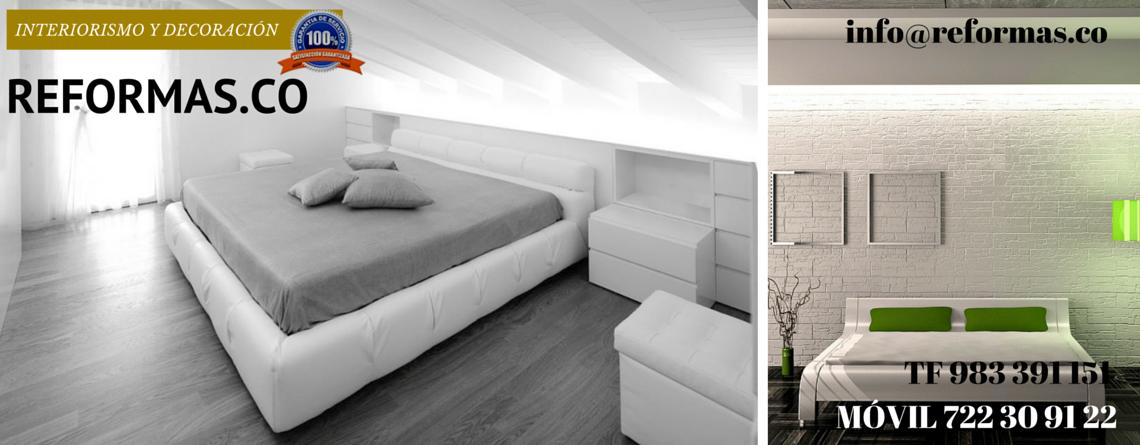 dormitorios minimalistas en buhardilla