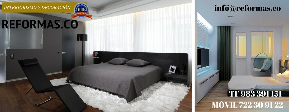 habitaciones minimalistas con accesorios