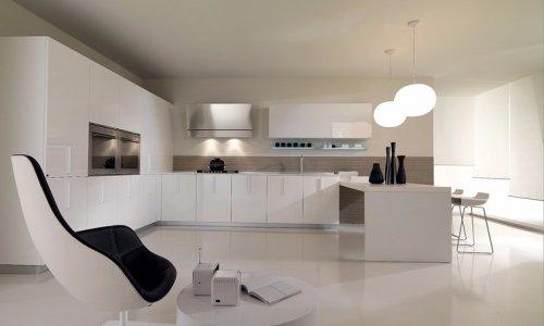 decoracion de cocinas minimalistas