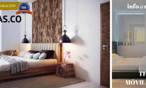 decoracion de dormitorios minimalistas