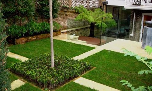 hacer jardines minimalistas