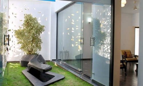 ideas para jardines minimalistas