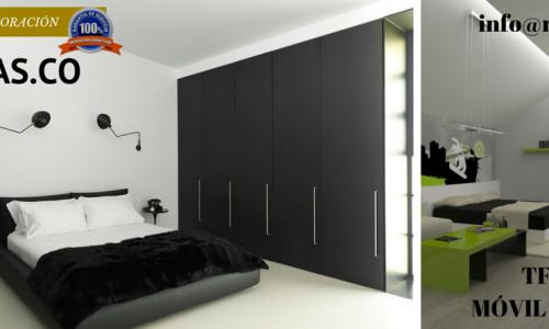 decorar dormitorios minimalistas