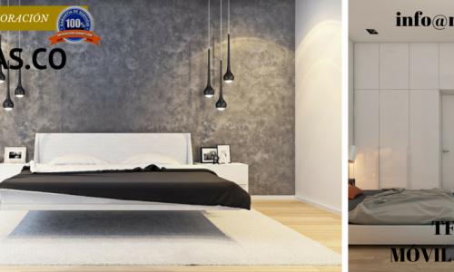 decoracion minimalista dormitorios
