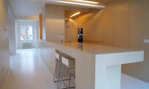 modelos de cocinas minimalistas