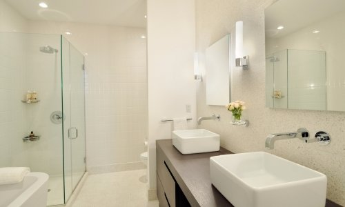 baños minimalistas elegantes