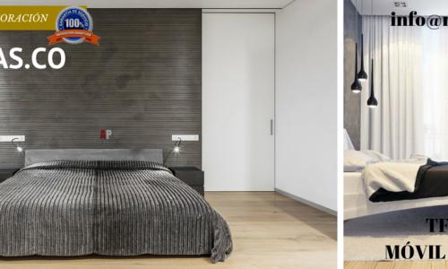 dormitorios minimalistas 2015