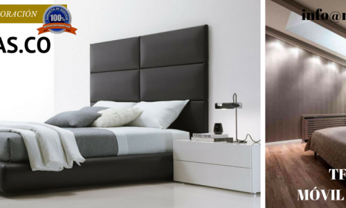 dormitorios minimalistas matrimoniales