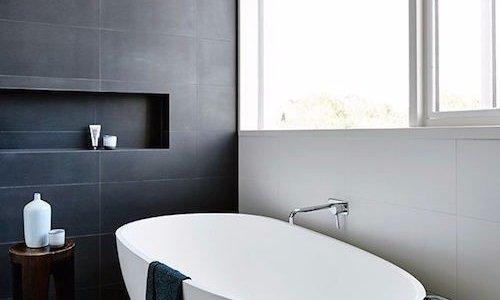 baños minimalistas modernos