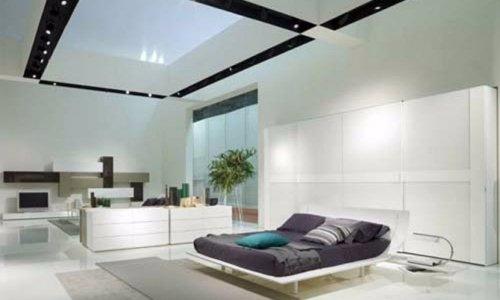 decoracion minimalista habitaciones
