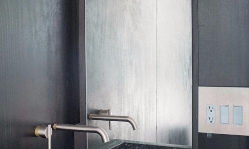 baños minimalistas fotos