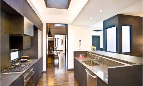 cocinas minimalistas y contemporaneas