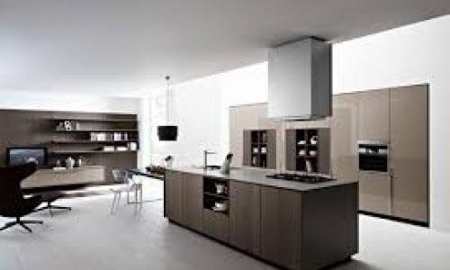cocinas minimalistas para espacios pequeños