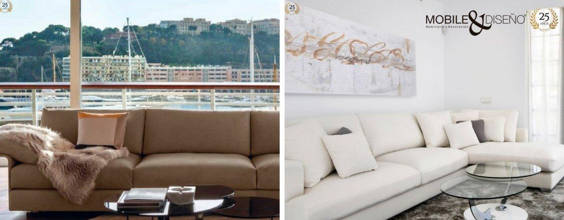 Diseño de interiores y muebles de lujo en Marbella
